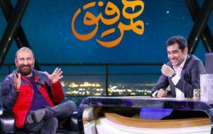 مهران احمدی، مهمان شهاب حسینی در «همرفیق» خواهد شد