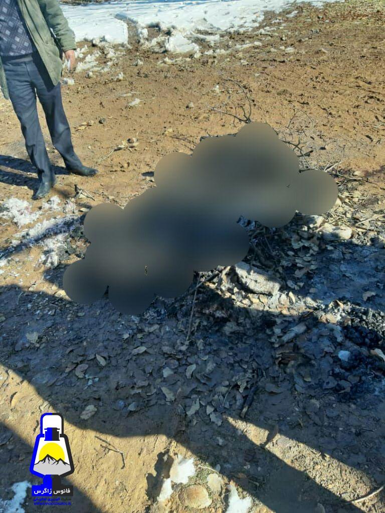 کشف جسد در دکل تلوزیونی شهرستان دنا
