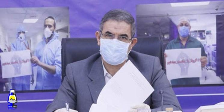 اظهارات استاندار کهگیلویه و بویراحمد در خصوص ویروس انگلیسی/متخصصی که پس از معاینه بیمار گرفتار کرونا شد