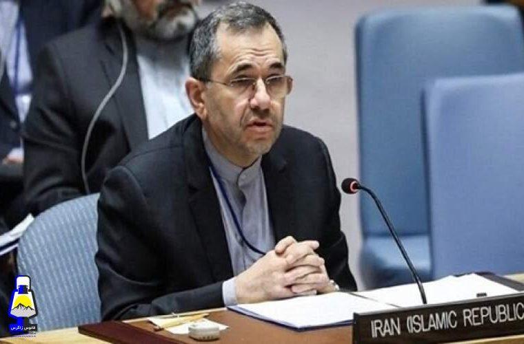 ایران تمایلی به افزایش تنش  ندارد