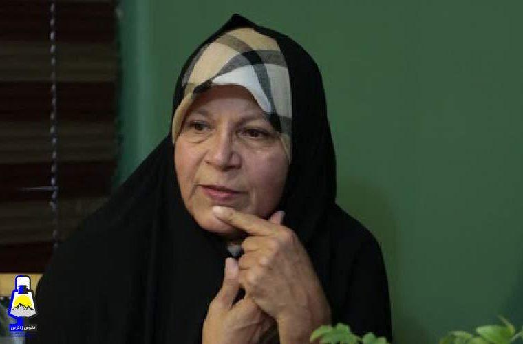فائزه هاشمی: این انتخابات پرشور نخواهد بود