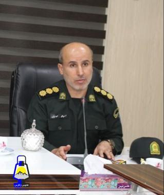 اظهارات فرمانده انتظامی شهرستان گچساران درباره روز سیزده به در