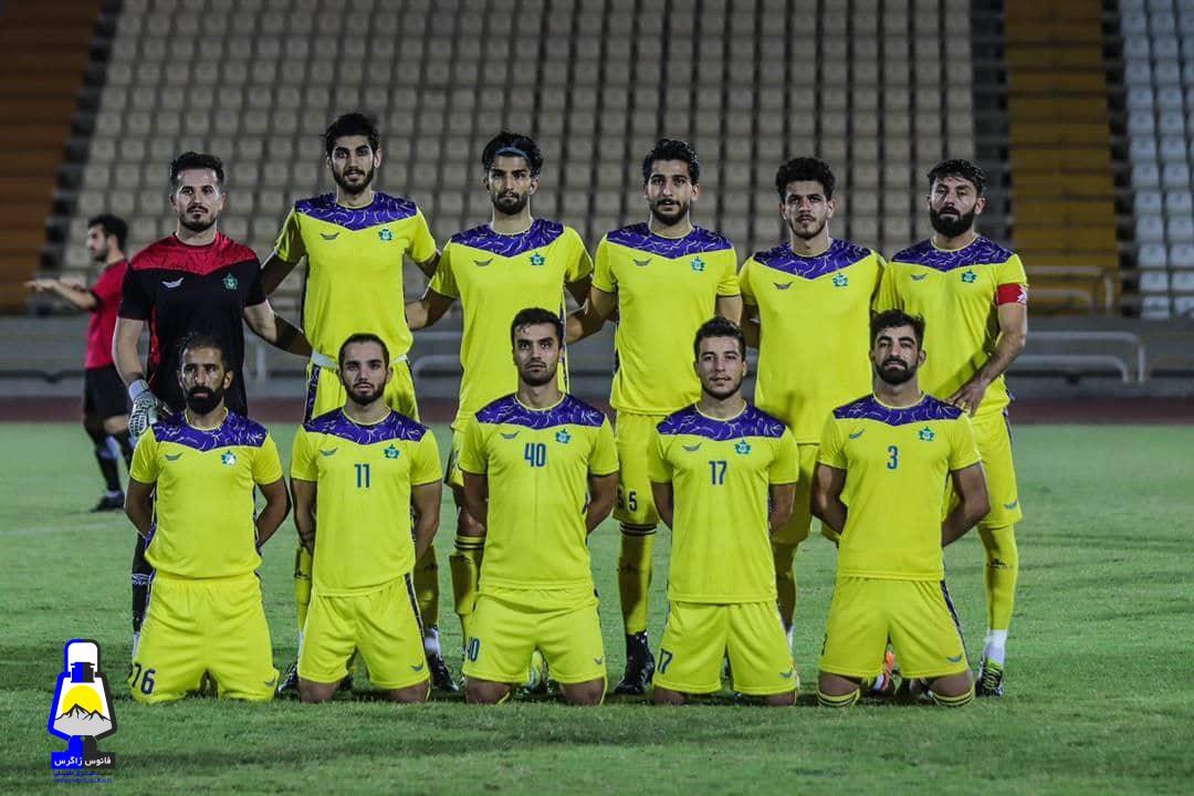 سقوط تیم فوتبال نفت و گاز گچساران به لیگ دسته سوم