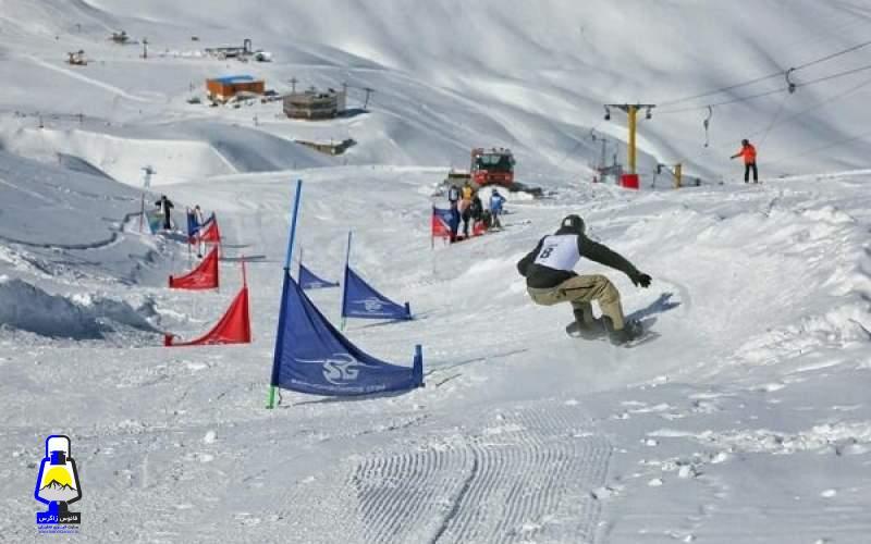 اسکی بازان برتر اسنوبرد معرفی شدند