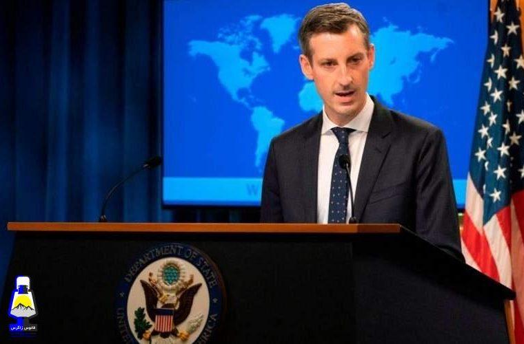 آمریکا: صبر ما مقابل ایران بیپایان نیست