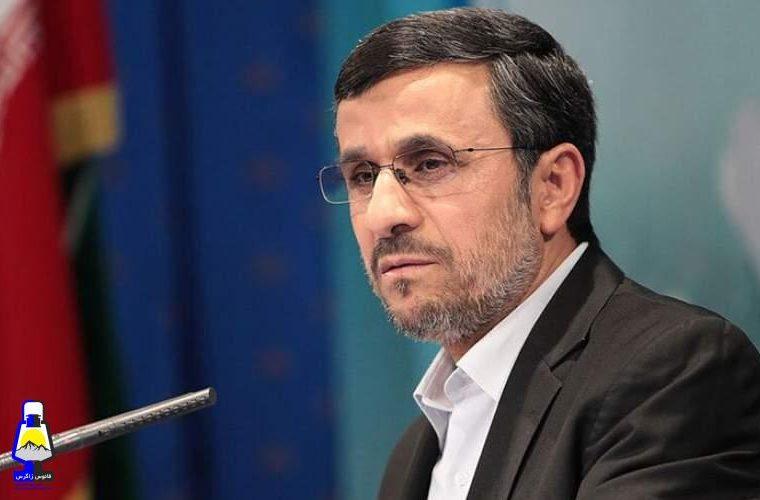 احمدی نژاد:بقایی ۱۵۰ درصد بیگناه است
