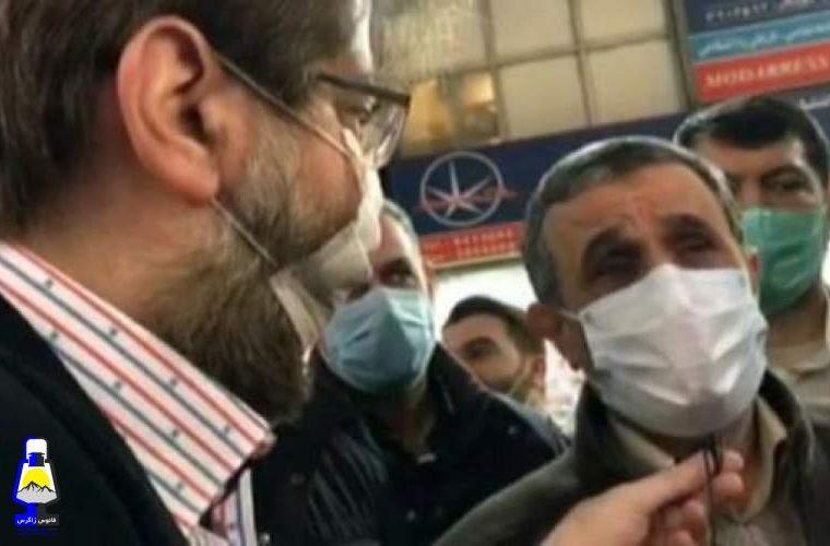 احمدینژاد: مثل کوه استوار خواهم ایستاد