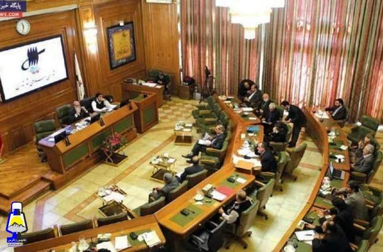 شورای شهر تهران، پیگیر یك پرونده فساد
