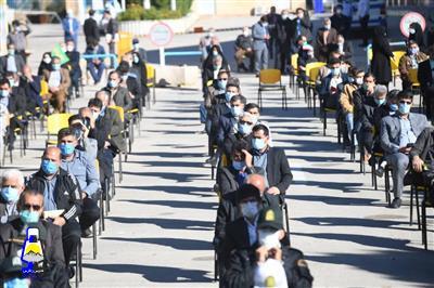 گرامیداشت چهل و دومین سالروز پیروزی شکوهمند انقلاب اسلامی ایران در نفت و گاز گچساران+تصاویر