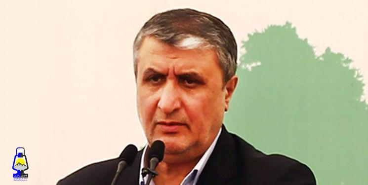 اعلام زمان افتتاح محور پاتاوه-دهدشت از سوی وزیر راه