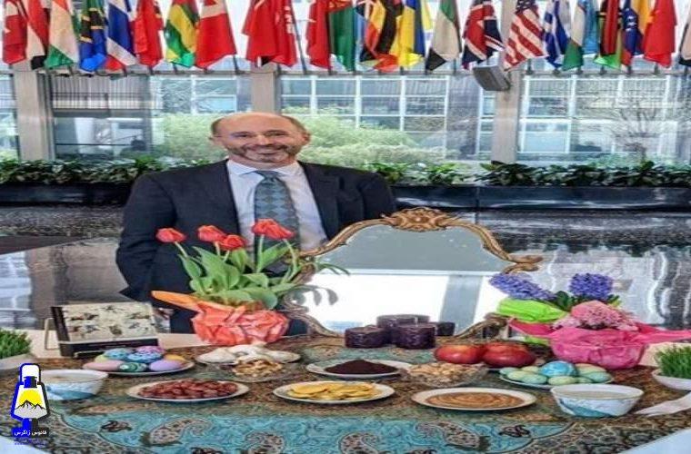 شادباشهای نوروزی سه مقام ارشد کاخ سفید