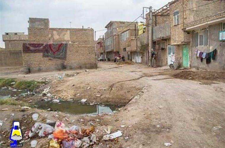 وضعیت نامناسب محل زندگی حاشیه نشینان شهر یاسوج