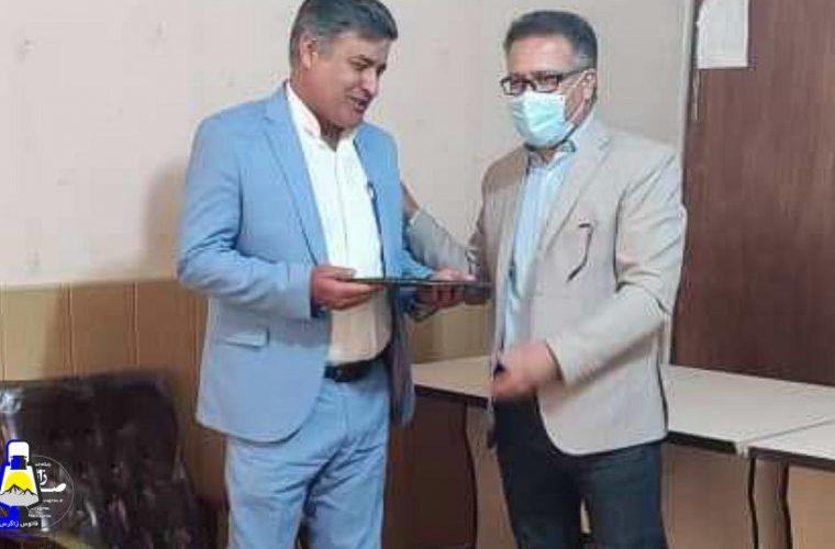 سرپرست امور عشایر شهرستان گچساران منصوب شد
