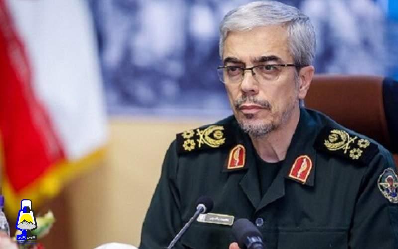 سپاه بساط گروههای تروریستی را  جمع میکند